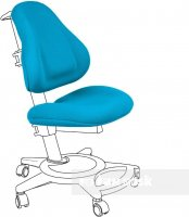 Чехол для кресла Bravo Chair cover Blue FunDesk