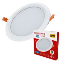 LED Downlight Electrum LEO M 18W 4000K IP40